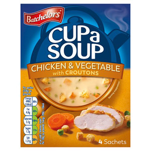 Batchelors Cup a Soup Chicken & Vegetable