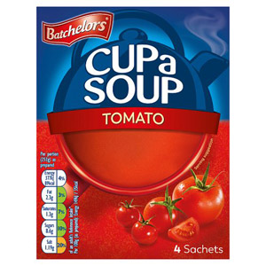 Batchelors Cup a Soup Tomato