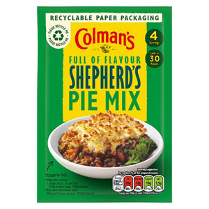 Colmans Shepherds Pie Mix Sachet