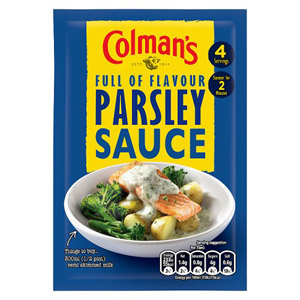 Colmans Parsley Sauce Sachet