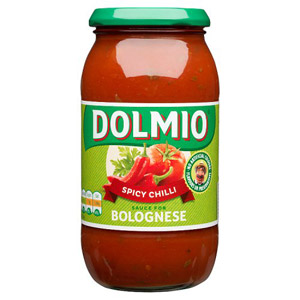 Dolmio Intense Spicy Chilli Bolognese