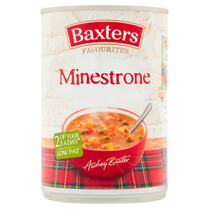 Baxters Favourite Minestrone Soup