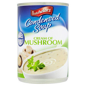 Batchelors Condensed Mushroom Soup