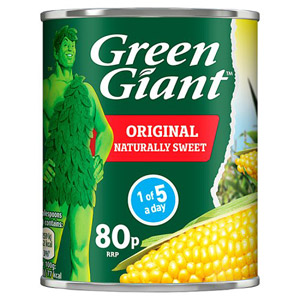 Green Giant Niblets Original Sweetcorn