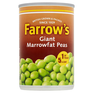 Farrows Giant Marrowfat Processed Peas