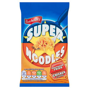 Batchelors Southern Fried Chicken Super Noodles
