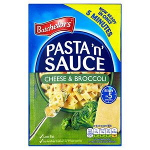 Batchelors Cheese & Broccoli Pasta in Sauce