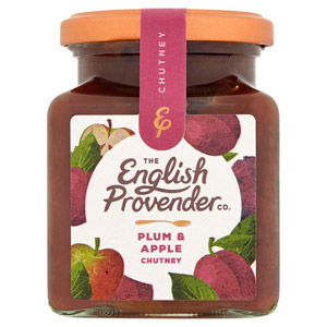 English Provender Plum & Bramley Apple Chutney