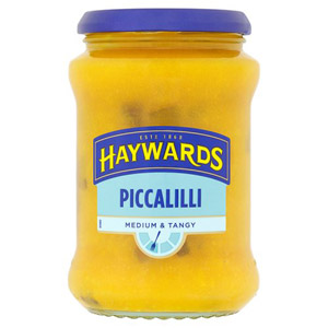 Haywards Medium and Tangy Piccalilli