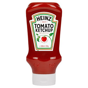 Heinz Squeezy Tomato Ketchup