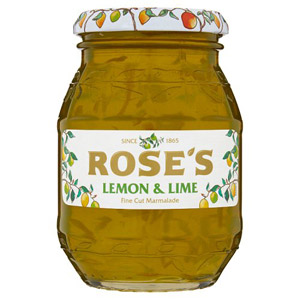 Roses Lemon and Lime Marmalade
