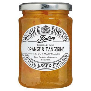 Wilkin and Sons Fine Cut Orange & Tangerine Marmalade