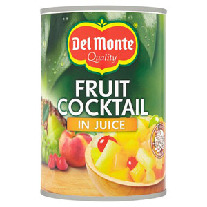 Del Monte Fruit Cocktail in Juice