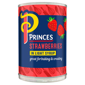 Princes Strawberries