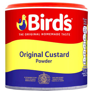 Birds Custard Powder Original 300g