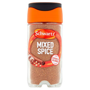 Schwartz Ground Mixed Spice Jar