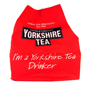Yorkshire Tea Apron