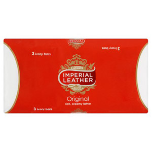 Imperial Leather Original Soap 3 Pack