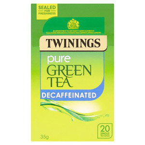Twinings Green Tea Decaffeinated 20s
