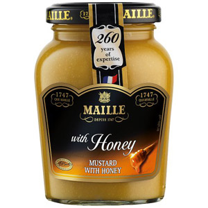 Maille Dijon Mustard with Honey