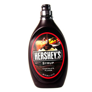 Hersheys Chocolate Syrup