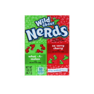 Willy Wonka Nerds Watermelon & Cherry