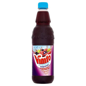 Vimto Mixed Fruit Cordial No Added Sugar