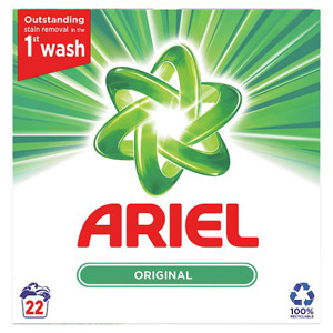 Ariel Bio Powder 22 washes