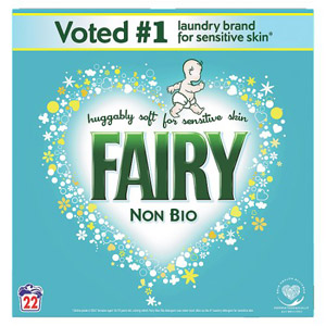 Fairy Non Bio Powder 22 Wash