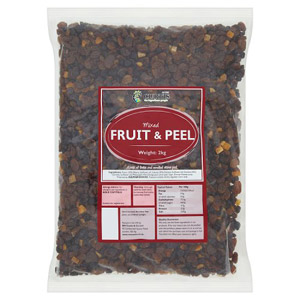 Curtis Dried Mixed Fruit 2kg
