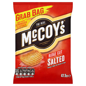 McCoys Ready Salted x 30