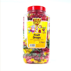 Tuck Shop Fruit Drops Jar
