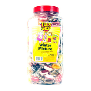 Tuck Shop Winter Mixture Jar