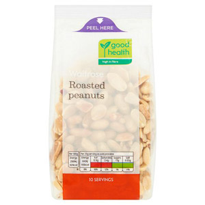 Waitrose LOVE life Roasted Peanuts