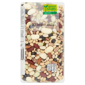 Waitrose LOVE life 10 Bean Mix
