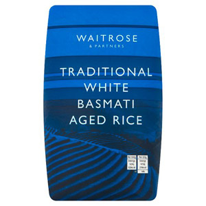 Waitrose Basmati Aromatic Rice