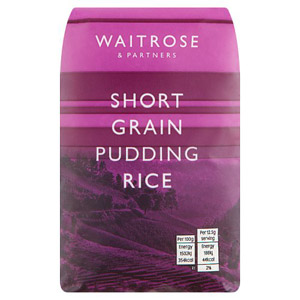 essential Waitrose Short Grain Rice