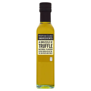 Waitrose Cooks Ingredients Truffle Olive Oil Extra Virgin