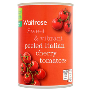 Waitrose Cherry Tomatoes