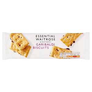 essential Waitrose Biscuits Garibaldi