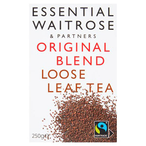 essential Waitrose Loose Leaf Tea Original Blend