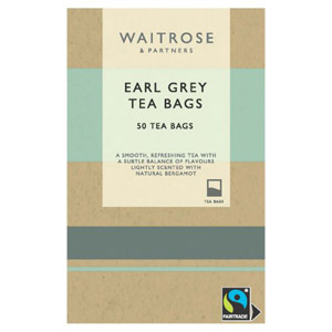 Waitrose Earl Grey 50 Tea Bags
