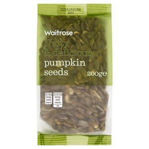 Waitrose Pumpkin Seeds
