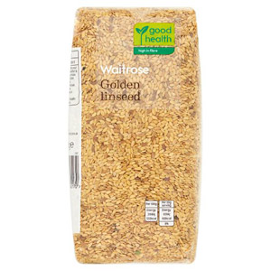 Waitrose LOVE life Golden Linseed