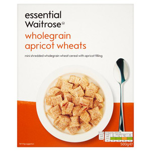 essential Waitrose Apricot Wheats