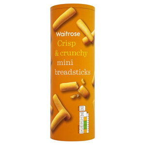 Waitrose Breadsticks Mini