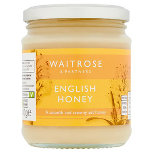 Waitrose English Honey