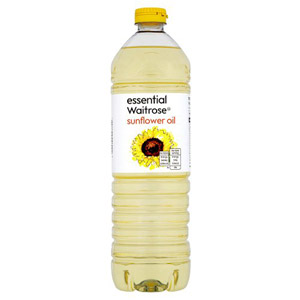 essential Waitrose Sunflower Oil