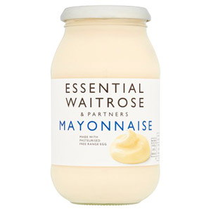 essential Waitrose Mayonnaise