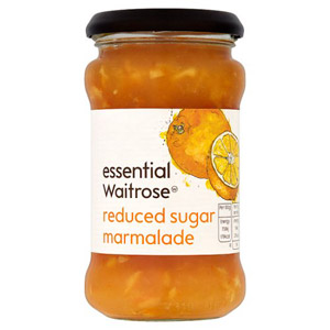 essential Waitrose Reduced Sugar Marmalade